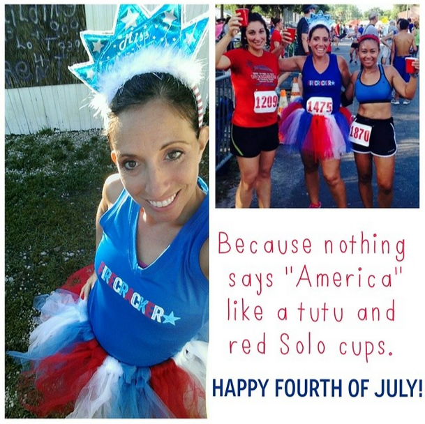fourth of july Me RANdom Tuesday Thoughts About Some Exciting News, Being a Superoo, Mommy Certifiable and My Training Runs