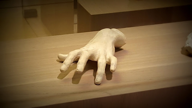 Hand of the Pianist. Exploring the Rodin Exhibit at the Montreal Museum of Fine Arts