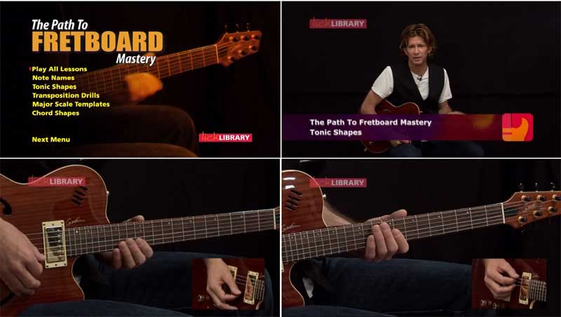 The Path To Fretboard Mastery