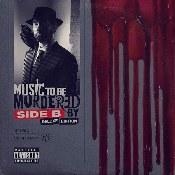 Eminem - Music to Be Murdered By - Side B (Deluxe Edition) Cover