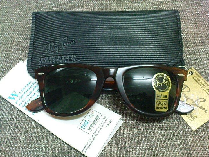 1a6c7b21946 Vintage Bausch   Lomb Rayban Sunglasses  (SOLD)NOS Ray Ban Wayfarer ...