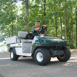 Praca - golfove ihrisko (USA 2006)