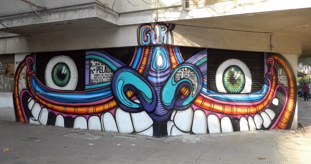 Mural Gurí