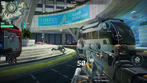 Infinity Ops: Online FPS 1.5.1 screenshots 7