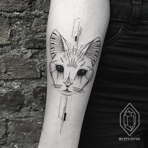 este_gato_diablico_tatuagem