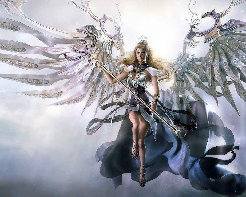 Fairy Mage, Fairies Girls