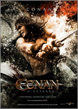 Conan, O Bárbaro  BRRip AVI + RMVB Legendado