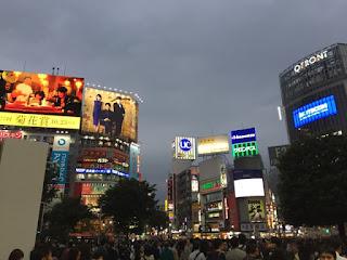 マジシャン in 渋谷