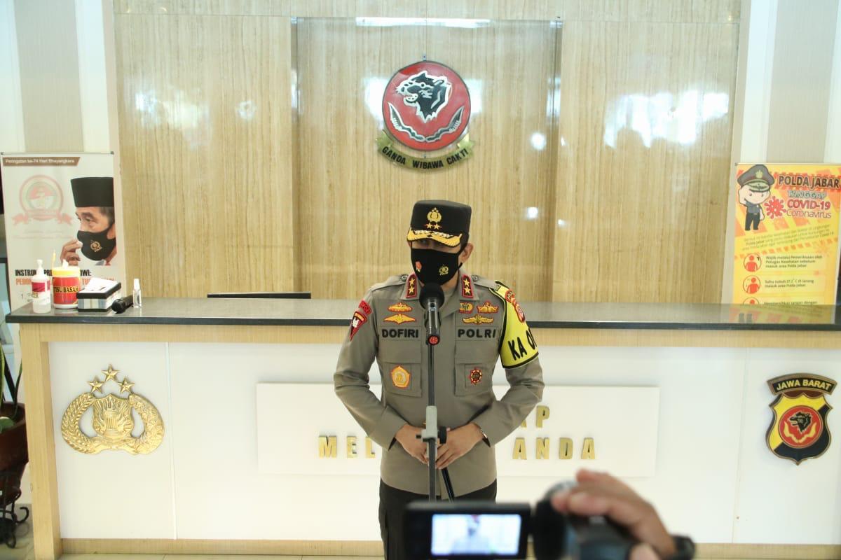 Polda Jabar Tindak Lanjuti Kasus Rizieq Shihab dan RS Ummi