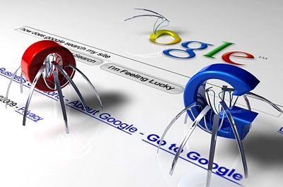 Arañas web, los famosos googlebots que rastrean internet en busca de nuevos contenidos.