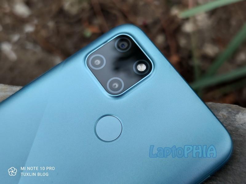 Review Kamera Realme C21Y