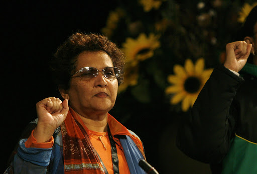 'We cannot pretend all is well': Jessie Duarte backs Zindzi Mandela on land