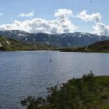 Een van de vele fjorden in dit gebied.