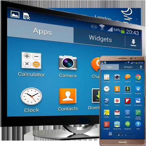 google play screen mirroring app
