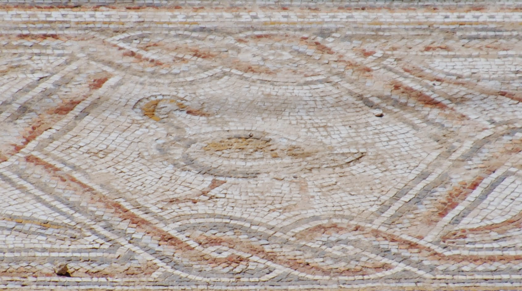My Photos: Jordan -- Mosaics -- Jerash