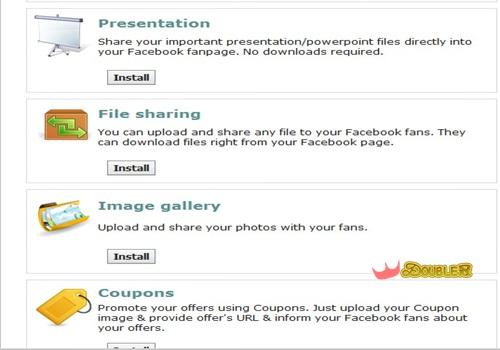 FACEBOOK粉絲團教學-用File sharing 在粉絲團分享你的檔案