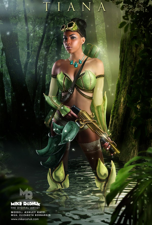 Sexy Warrior Princesses 6