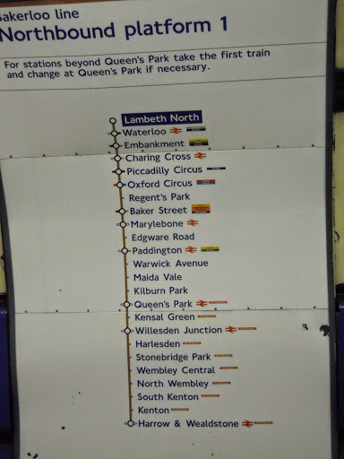 How to take the London Tube