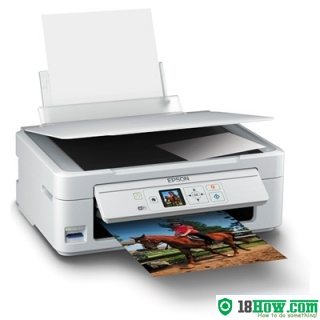 How to Reset Epson XP-315 printing device – Reset flashing lights error