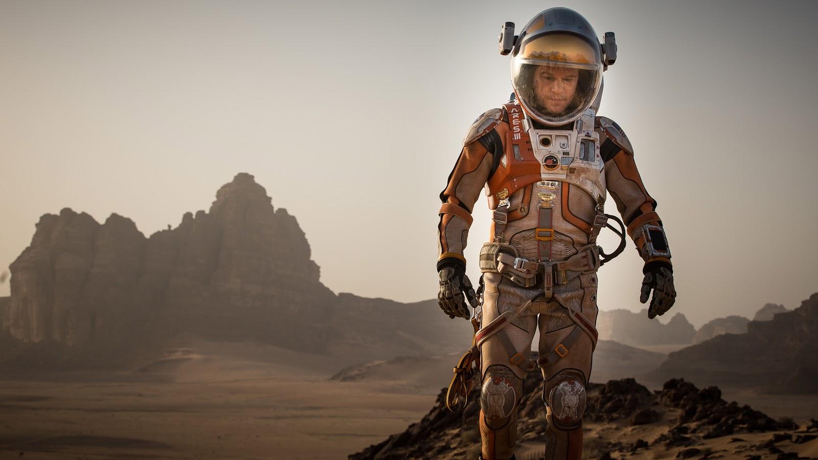 火星救援 马特达蒙