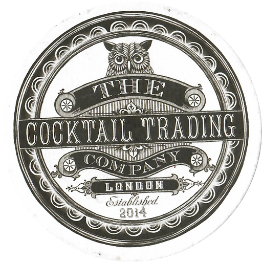 Cocktail Trading Company Coaster