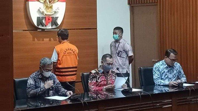 KPK Tahan Eks Dirut Sarana Jaya Yoory Pinontoan Terkait Korupsi Lahan