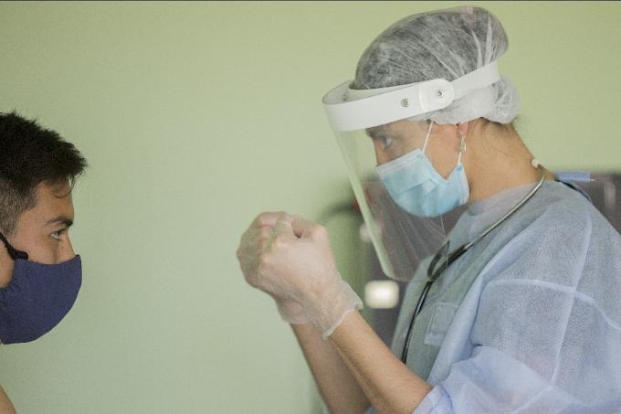 Medicos y enfermeros de Rio Negro, entre los mejores pagos del pais.