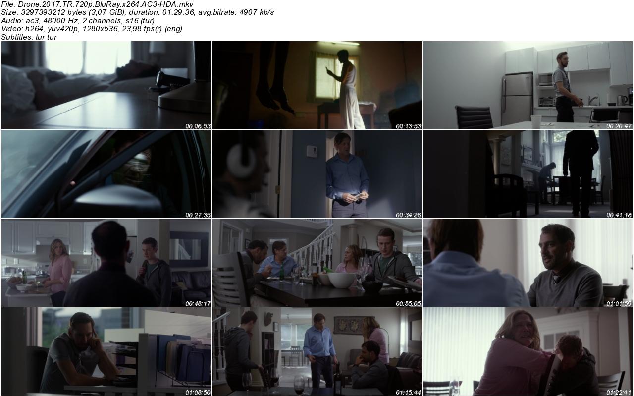 Drone 2017 - 1080p 720p 480p - Türkçe Dublaj Tek Link indir