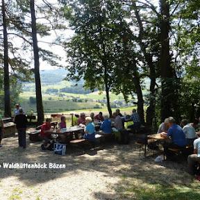 Waldhüttenhöck Bözen