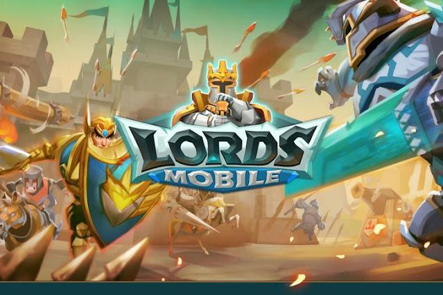 Lords Mobile Kodu Listesi ve Kodları Nasıl Kullanılır Kasım 2020