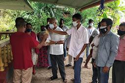 Food Kit to Covid Victims- ಕೋವಿಡ್ ಸೋಂಕಿತರಿಗೆ ಮಾಜಿ ಶಾಸಕ ಲೋಬೋ ಆಹಾರದ ಕಿಟ್ ವಿತರಣೆ