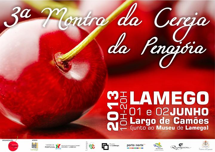 Montra da Cereja da Penajóia quer aproveitar potencial económico deste fruto - 1 e 2 de Junho
