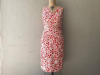 Oscar de la Renta Garden Dress