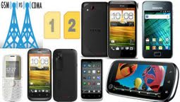 Top 10 GSM and CDMA dual-SIM phones in India for May 2013