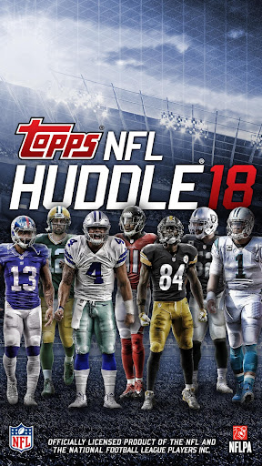 NFL HUDDLE: NFL Card Trader Screenshot