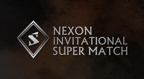 Nexon Invitational Super Match công bố khách mời 1
