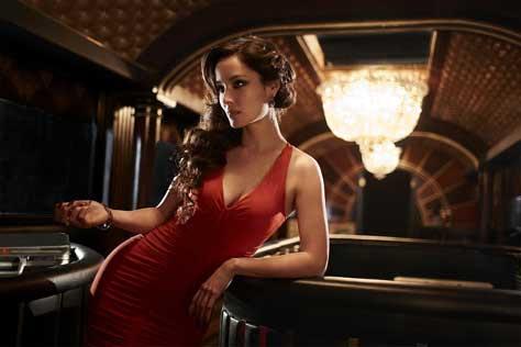 Bérénice Marlohe, sexy