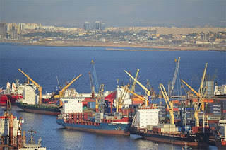 Port d'Alger :Saisie de plus de 2 000 cartons d'El-Maassal non déclarés