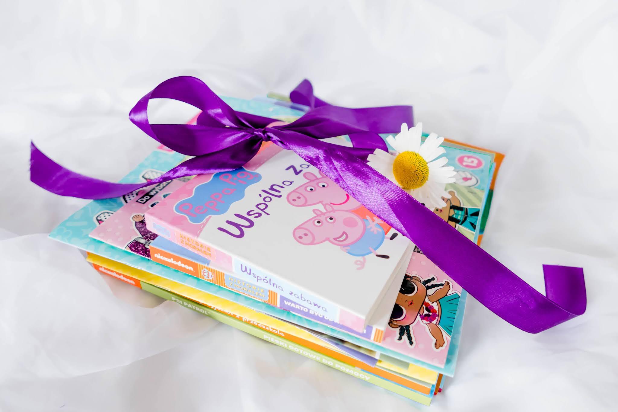 kreatywne książeczki dla dzieci