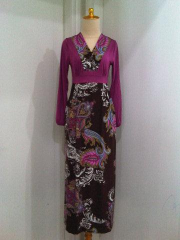 Dinda Shop Baju Gamis Batik Valentine