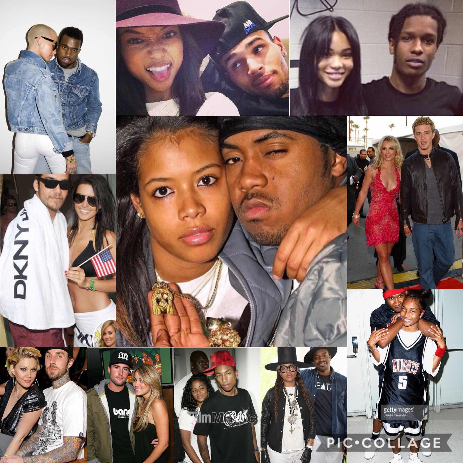 #TBT Celebrity Relationships That We Miss...💑