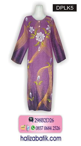 desain baju batik modern, toko batik online, baju batik wanita