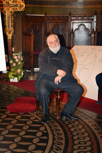 Sorin Dumitrescu la Sf. Silvestru despre Inviere 110