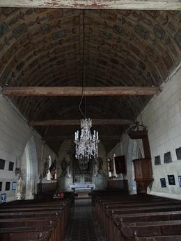 2018.05.27-084 intérieur de l'église de Pierrefite-en-Auge