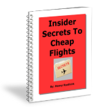 Insider Secrets To Cheap Flights