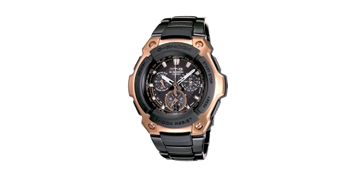 Post image for Casio G-Shock Rose Gold Series Watches