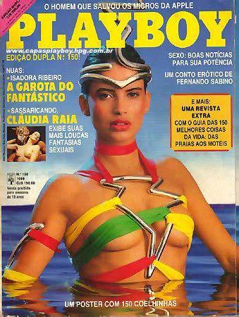 Isadora Ribeiro - Playboy 1988