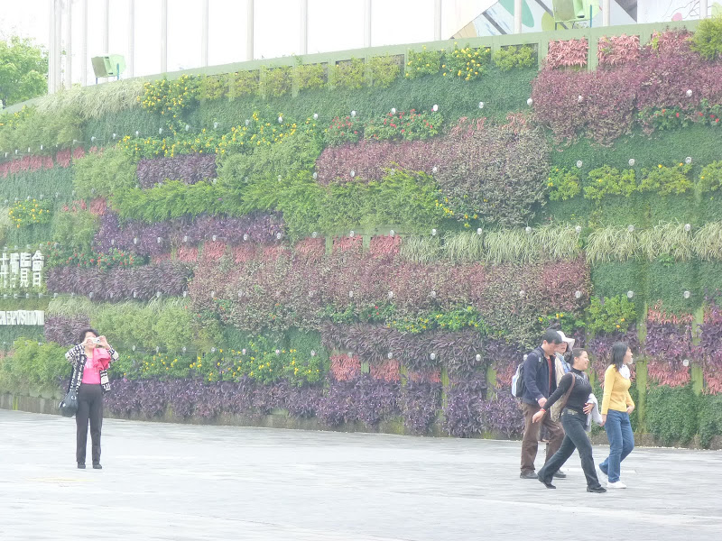 TAIWAN.Taipei . Dans les environs de Xizhi et un bon restaurant à Xizhi - P1000554.JPG