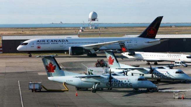 Penumpang Berteriak Tidak Mau Pakai Masker, Pilot Tunda Penerbangan