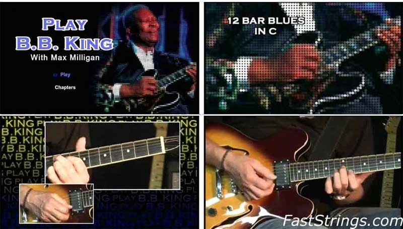 Max Milligan - Play B.B. King